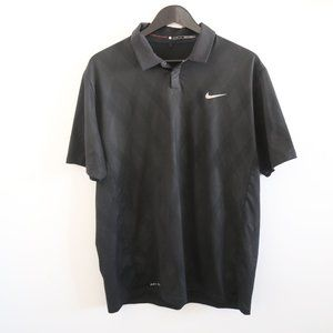 NIKE Tiger Woods Collection Dri Fit Polo Shirt